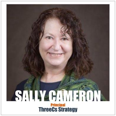 Sally Cameron, ThreeCs Strategy